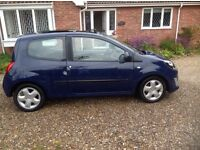 Renault Twingo Dynamic 2008 - MOT'd and serviced today (19/05/17)