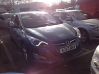 Hyundai i40 blue 63 plate licensed registerd PCO mini cab ready to go straight to work cheap car