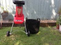 Garden Shredder for sale