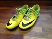 Great Nike Astros. Size 5 lime green and black. £8