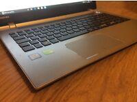 As New:- TOSHIBA CORE i7 6500 8Gb 1TB SSHD 2GB GTX930M NVIDIA Graphics Windows 10 12 mths Warranty