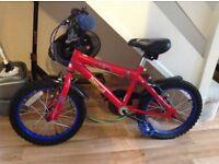 Spider-Man bike for sale