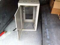 21U Network / telecoms / Data / Comms Cabinet - built-in fan unit