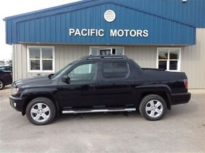2012 Honda Ridgeline Touring-PRICED BELOW MARKET VALUE-NAV-LEATH
