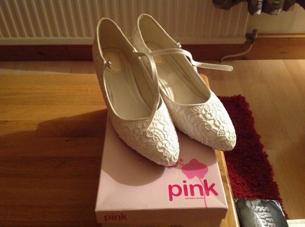 Pink paradox London size 8.5