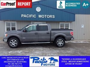 2012 Ford F-150 XLT-ECO-BOOST