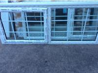 Brand new fully glazed windows