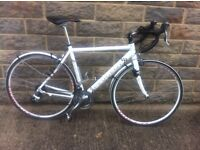 Peugeot Collectors Edition Road bike tiagra triple set 27 gears.