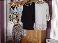 Womans clothes size 16-18