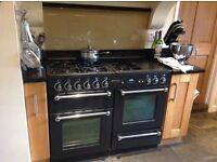 Range Cooker- Rangemaster 110 freestanding cooker