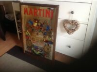 Large Martini mirror
