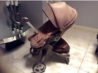 Stokke Pram + accessories REDUCED!!!!!!!!