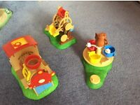 Toys. Play ground items for Sylvanian Family babies