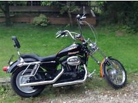 Harley Davidson Sportster 06.