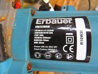 Erbauer ERB237MSW Sliding Compound Mitre Saw - 210MM Blade