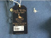 Brand New Genuine Jack Wills LIMITED EDITION Womens Top (Polo) Size 12 T Shirt 30% Discount BARGAIN