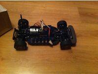 Subaru remote control car and controler