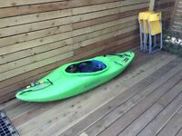 Kayak: Liquid Logic Trigger in Green, very good condition