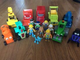 Bod the Builder toys