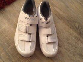 Shimano spinning/cycling shoes
