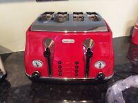 Retro Delonghi toaster