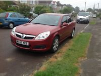 Vauxhall vectra exclusive 1.8L,12 months mot