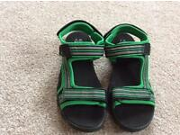 Boys summer sandals from M &S new