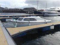Shetland Speedwell Cruiser Fishing Boat
