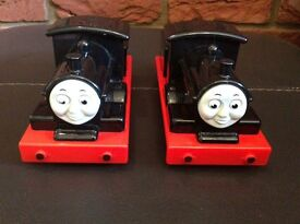 Thomas the tank engine - Donald & Duncan collect Sprowston or meet at Riverside