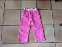 Childs trousers
