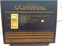 CB home stabilised power pack
