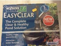 HOZELOCK Easy Clear Pond Pump ( NEW Sealed)