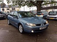 Renault Laguna 2.0 Dynamique 2005 full history 12 months MOT * new clutch just fitted*