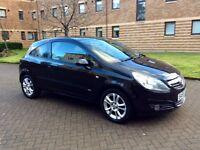 2009 59 Vauxhall Corsa 1.2i SXi, 3 Doors, Full Service History, MOT, Only Done 44,000 Miles