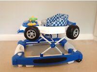 My Child Car Walker - Blue