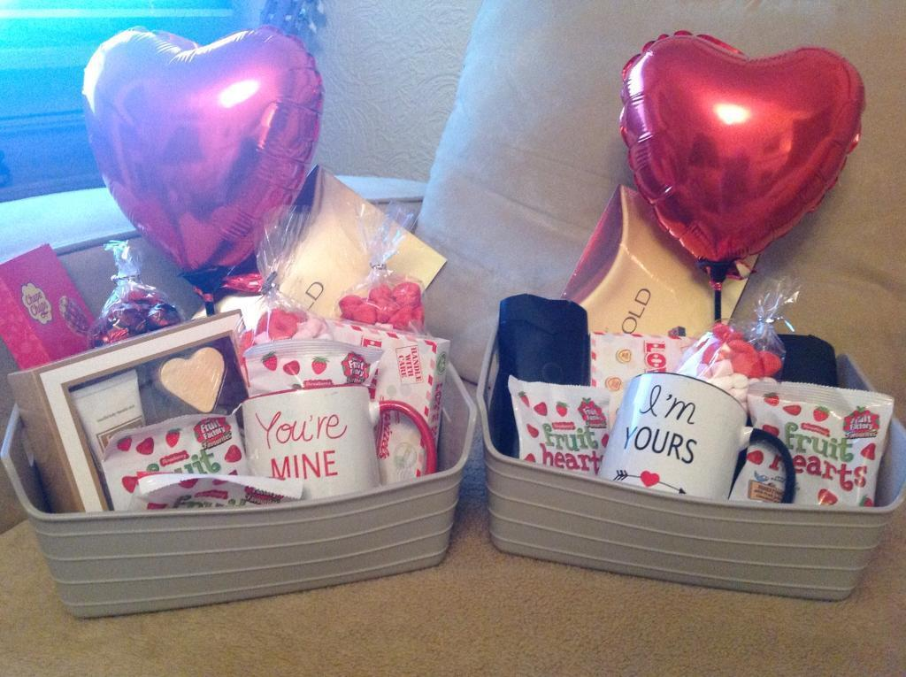 Valentine S Day Hampers At Karens Treats X In Lochgelly Fife