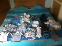 0-3 months baby boy clothes bundle (everything you need in one bundle)