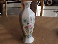 Aynsley Fine Bone China Vase