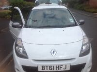 Renault Clio 2012 . Excellent condition . One lady owner from new. Full service history.