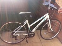 Ladies Falcon 18 gear bicycle-used once!
