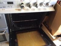 Flavel Milano 100 8 burner range oven