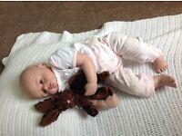 Reborn doll (girl)