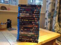 Blu Ray Bundle for sale