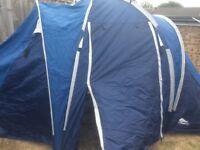 Jesolo 4 person tent