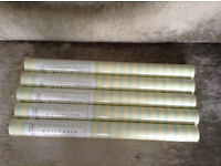 *BARGAIN* 5 Rolls - Designers Guild Wallpaper -rrp.£40 per roll - Childrens Nursery Bedroom