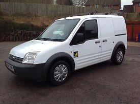 2007 FORD TRANSIT CONNECT 1.8 TDCI T200 ** NO VAT **