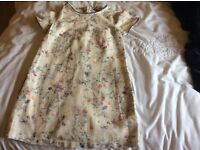 Girls dress from next age 12 new with tags