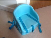 Childs feeding booster seat - brand new