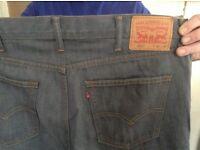 Mens jeans Levi 511 38x30
