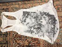 Size 12 ALL SAINTS Women's Vest Top